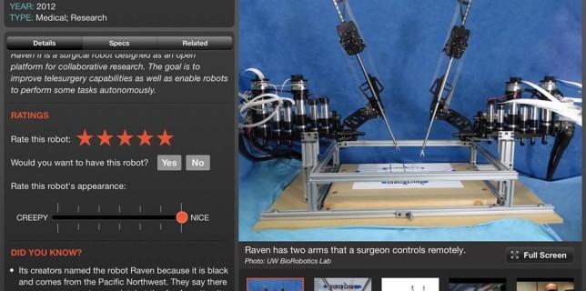 IEEE Robots App
