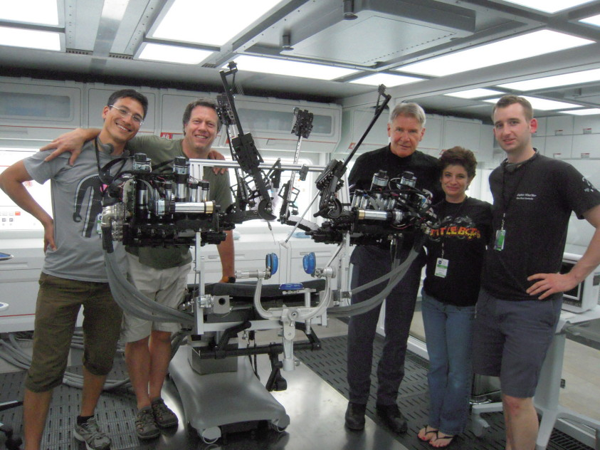 Ender's Game Cast and Crew